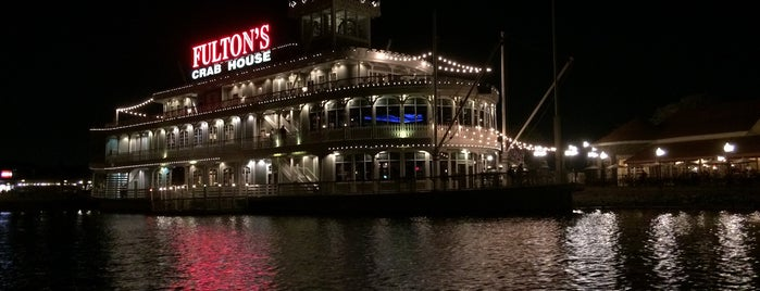 Blossom Queen Ferryboat is one of Transportation & Misc Disney World Venues.