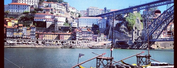 Cais de Gaia is one of Porto.