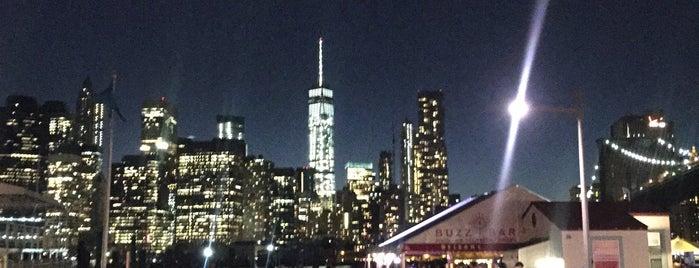 Brooklyn Bridge Park - Pier 2 is one of Tempat yang Disukai Devonta.
