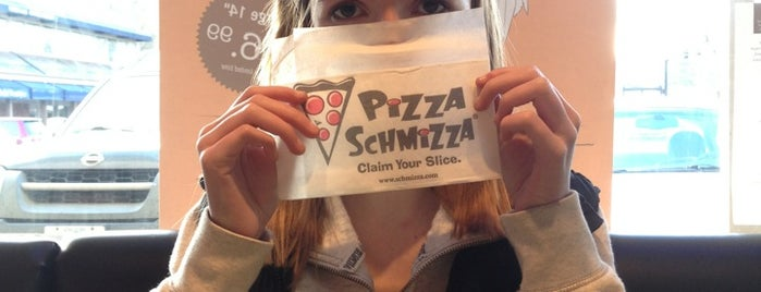 Pizza Schmizza is one of Newbie Specials.