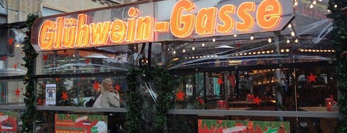 Steinmeisters Glühweingasse is one of Weihnachtsmärkte Ruhr.