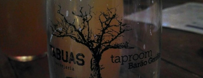 Cervejaria Tabuas is one of Campinas.