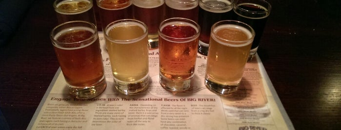 Big River Grille & Brewing Works is one of Beer time.