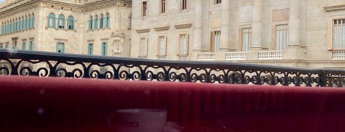 Costa Coffee is one of Orte, die Eva gefallen.