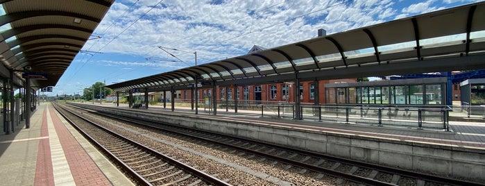 Bahnhof Salzwedel is one of Prignitz.