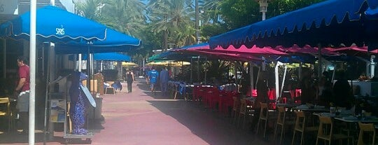 Lincoln Road Mall is one of Miami Lifestyle Guide.