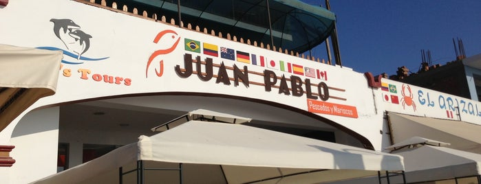 Juan Pablo Restaurant is one of Lugares favoritos de Jose.