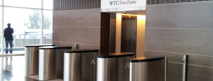 World Trade Center Free Zone is one of Jose Antonioさんのお気に入りスポット.