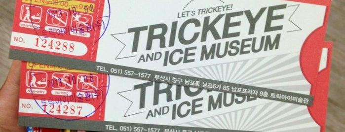 Trick Eye Musuem is one of Парки развлечений, которые хочу посетить.