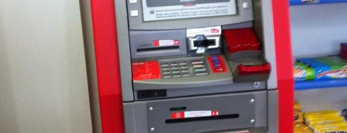 Conveniência Belsabor is one of ATM - Onde encontrar caixas eletrônicos.