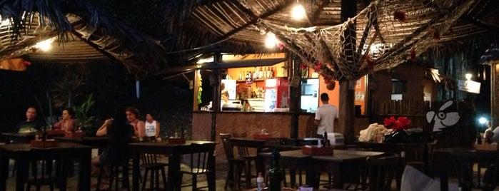 Bar do Cachorro is one of Fernando de Noronha.