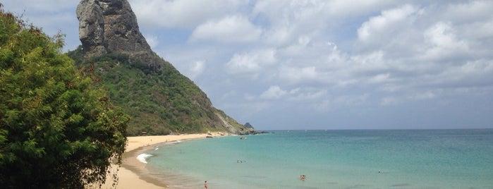 Praia da Conceição is one of Fernando de Noronha.
