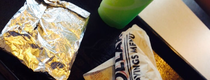 Taco Bell is one of Dinner.