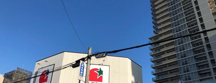 阪急オアシス 野江店 is one of 大阪市城東区.