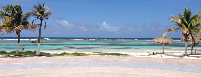 Mahahual, Quintana Roo is one of Caribe Mexicano.