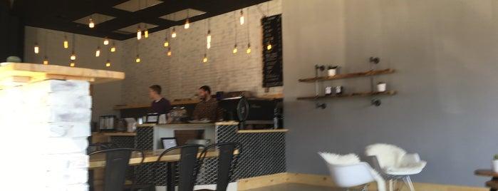 Legends Coffee is one of Lugares guardados de JJ.