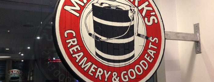 Mad Mark's Creamery and Good Eats is one of Food junkie.