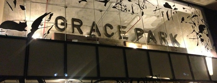 Grace Park is one of When in Makati.