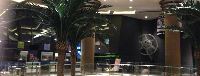 Greenhills Promenade Dolby Atmos Cinema is one of Locais curtidos por Angelika.