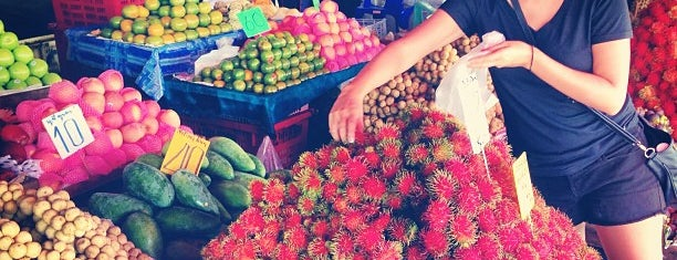 Mueang Mai Market is one of CM Spots.