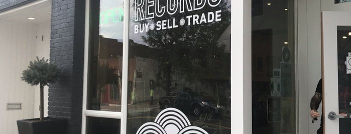 Recollect Records is one of Denver Eats & Sights.