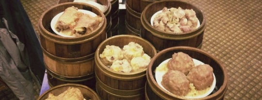 Jing Fong Restaurant 金豐大酒樓 is one of Dim Sum.