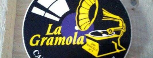 La Gramola is one of Locais curtidos por Luis.