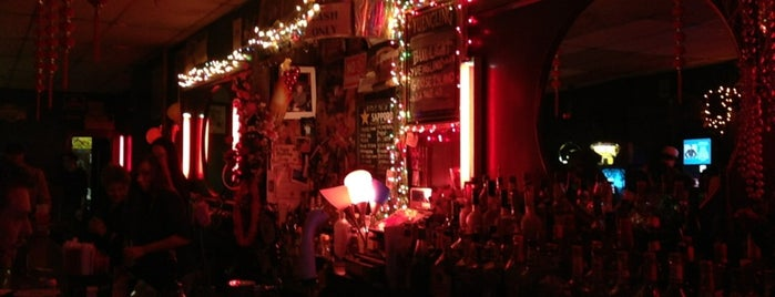 Lucy's is one of Manhattan Bars.