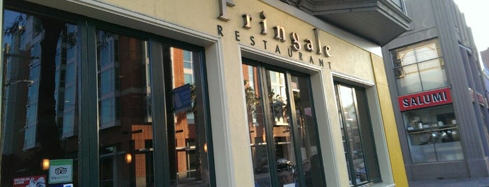 Fringale is one of 2013 San Francisco Bib Gourmands.