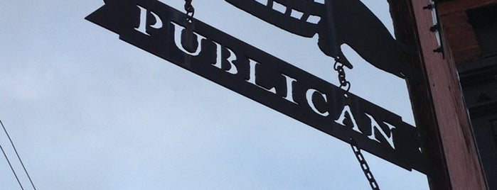 The Publican is one of Don't Mind Going Back.