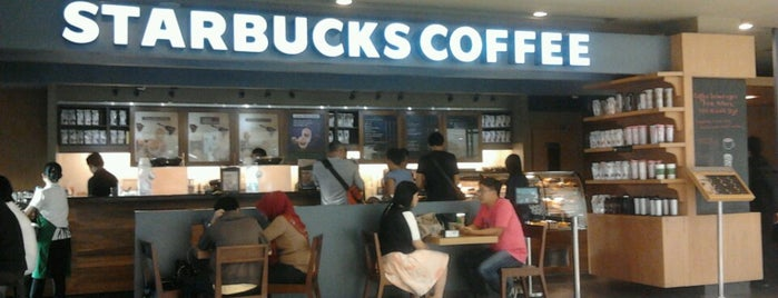 Starbucks is one of Enjoy Jakarta 2012 #4sqCities.