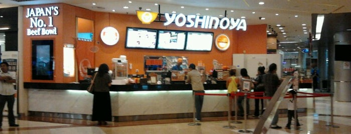 Yoshinoya (吉野家) is one of Orte, die Arie gefallen.