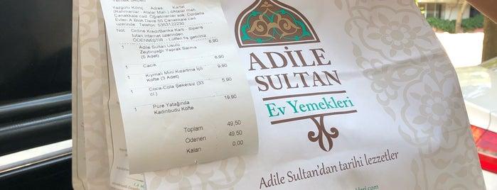 Adile Sultan Ev Yemekleri Kartal is one of สถานที่ที่ Hakan ถูกใจ.