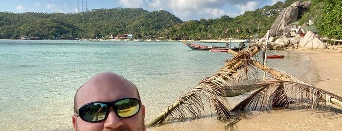 Taa Toh Beach is one of Thaïlande.