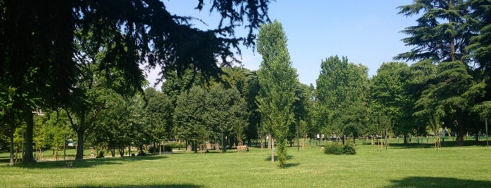 Parco Ravizza is one of Milan l'é un gran Milan.