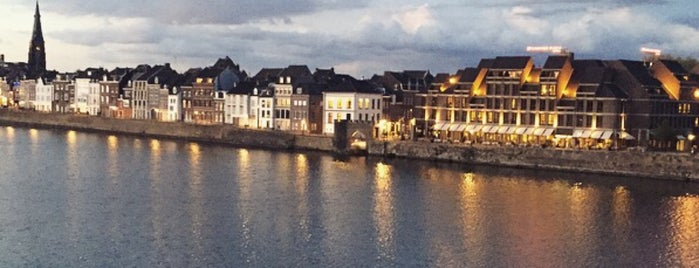 Wijck is one of Maastricht.