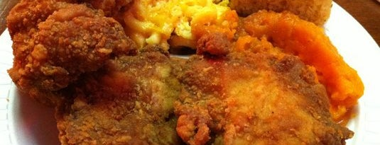 Charles' Country Pan Fried Chicken is one of 2014 Choice Eats Restaurants.