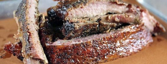 Morgan's Barbecue is one of 2014 Choice Eats Restaurants.