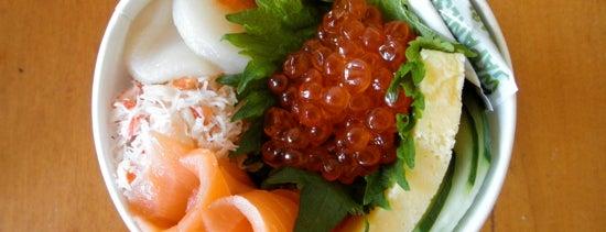 Mai Sushi is one of 2014 Choice Eats Restaurants.