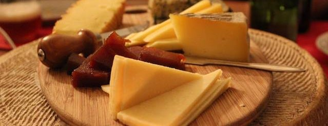 Beecher's Handmade Cheese is one of 2014 Choice Eats Restaurants.