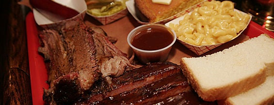 Mable's Smokehouse & Banquet Hall is one of Choice Eats 2015 Restaurants.