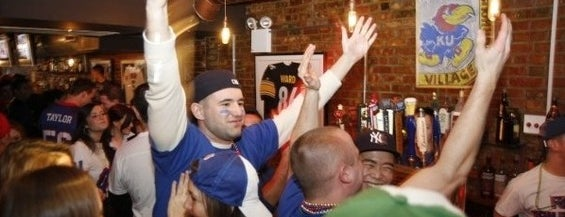 Village Pourhouse is one of Best Sports Bars in NYC.