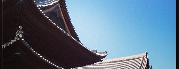 妙心寺 法堂 is one of 御朱印頂いた寺社.
