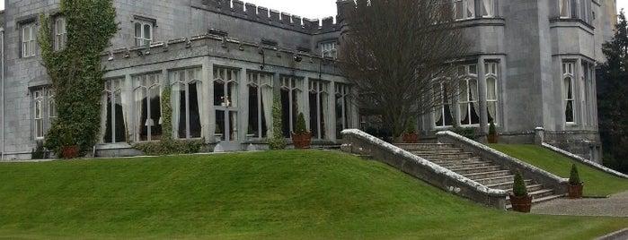 Dromoland Castle Hotel is one of Condé Nast Traveler Platinum Circle 2013.