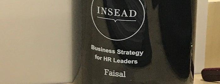 INSEAD Leadership Development Centre is one of Posti che sono piaciuti a Emrah.