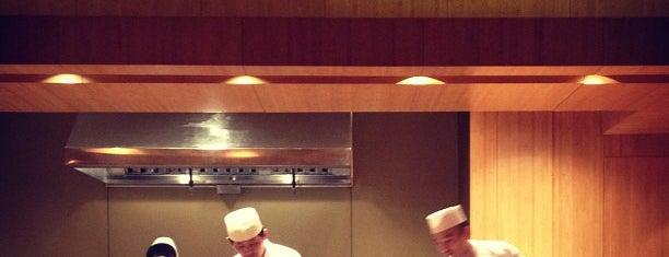 Sushi Yasuda is one of NYC!!!.