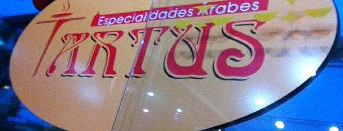 Tartus Especialidades Árabes is one of Alphaville.