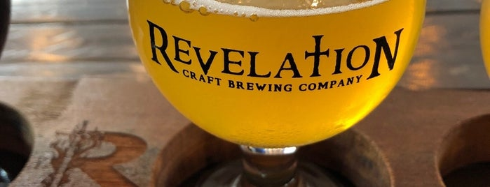 Revelation Craft Brewing Company is one of Rehoboth/Dewey Beach.