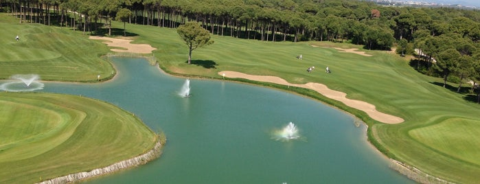 Sueno Golf Club is one of Turkiye Hotels.