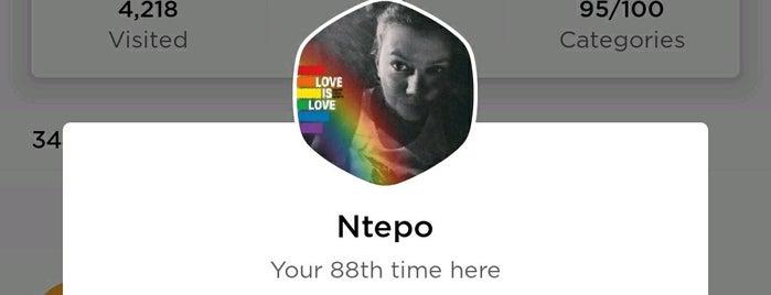 Ntepo is one of สถานที่ที่ Electra ถูกใจ.